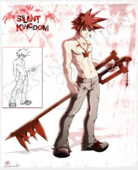 Silent Hill Sora by bassanimation