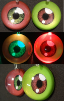 4cm 3D LED Toony Eyes by DreamVisionCreations