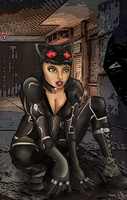 Catwoman by Lubie-Lu