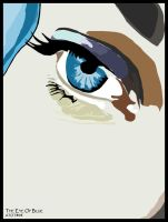 The Eye Of Blue by atot806