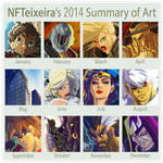 Another great year on art! by nfteixeira