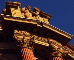 Palace Of Fine Arts San Francisco 14 by abelamario