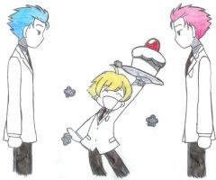 Ouran Host Club by Mayugirl