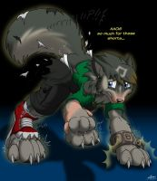 A Link To The Wolf - 3/6 by LightningTheFox7