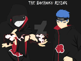 The Boshoku Rising by ChibiReaperArts