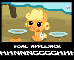 AJ  you foal by LeoHwzr