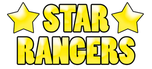 Star Rangers Logo by KingAsylus91