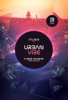 Urban Vibe Flyer by styleWish