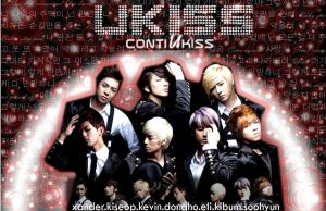 UKISS Wallpaper 1240x800 by YseulTristan
