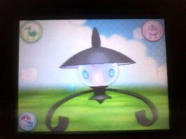Lampent Shiny!! by Totalheartsboy
