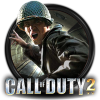Call of Duty 2 Icon v2 by Kamizanon