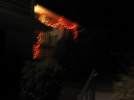 Halloween 2012 more lights by goodben