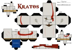 Kratos by Cubee-acres
