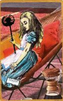 Go Ask Alice 3 -- ATC by LauraTringaliHolmes