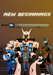 New Beginnings Cover by LyricaBelachium
