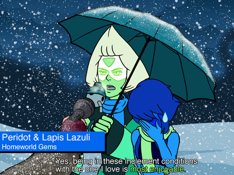 Lapidot Special Feeling Meme by PD-Black-Dragon