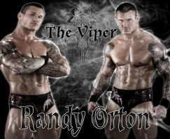Randy Orton by Redzs00
