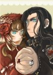 Baggingshield:: Gothic and Lolita by caylren