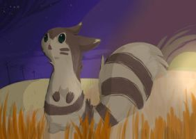 Furret by DeerKitten