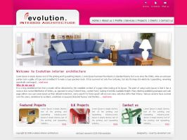 Evolution Interiors by riyaz7cp