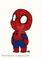 Spiderbabby by fivefootoh