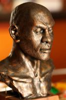 Another Jordan Bust View by michaelbitoy