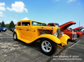 1932 Ford Victoria by Car-Crazy