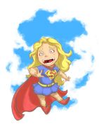 SuperGirl! by FischHead