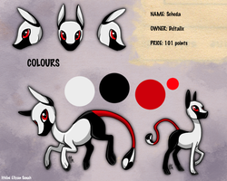 OC for SALE NR 1 [SOLD out] by Ithlini