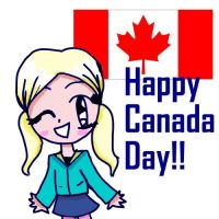 Happy Canada Day by kayleero