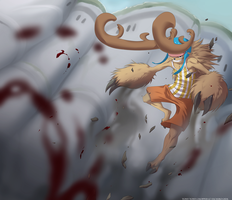 the other side of me - One Piece by Grypwolf
