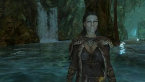 Daughter of Skyrim XI by Solace-Grace