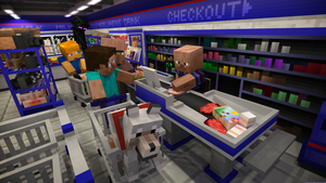 At the checkout by LockRikard