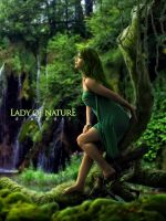 Lady Of Nature by djaledit