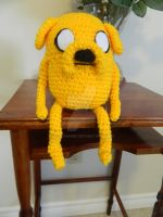 jake the dog ami by AshChamb