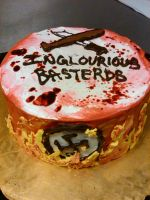 Basterds Cake by Starjuice