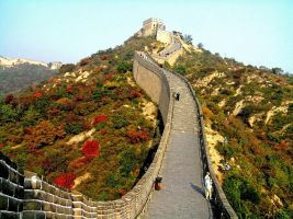 Great Wall by CitizenFresh