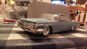 model 62 buick by USCGCitasca