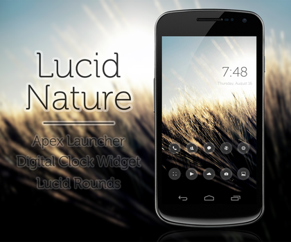 Lucid Nature by Dobloro