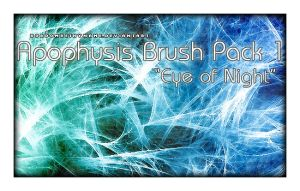 Apophysis Brushpack 1 by BordomBeThyName