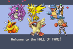 The New Hall of Famers by PandaJeter