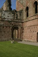 Stock : Abbey Doorway II by DistortedSmileStock