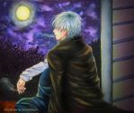 Mushishi By Shunshion by ATALIASHUNSHION