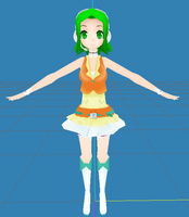 PD GUMI v0.3 by Alelokk