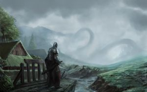 Dreams of Leviathan by TheChaoticKnight