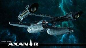 Star Trek Axanar U.S.S.Hermes Wallpaper 2 by stourangeau