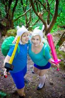 Adventure Time!! by yruxullust