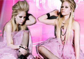 Avril motherfucking princess by paquitoo