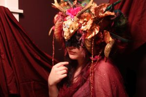 Artemis Headdress IV