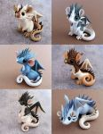 Dragon Rats by DragonsAndBeasties